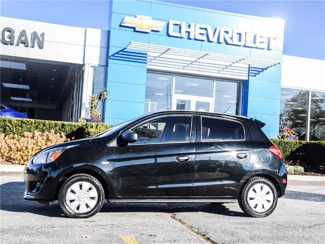 2015 Mitsubishi Mirage ES (Stk: WN002546) in Scarborough - Image 2 of 22