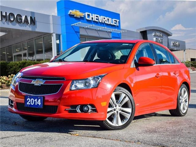 2014 Chevrolet Cruze 2LT (Stk: W2147315) in Scarborough - Image 1 of 28