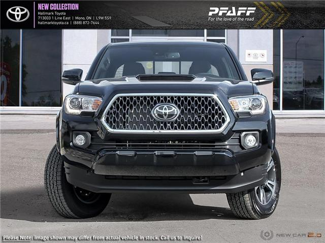 2019 Toyota Tacoma 4x4 Double Cab V6 TRD Sport 6M (Stk: H19084) in Orangeville - Image 2 of 24