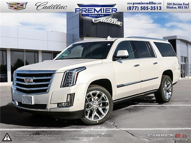 2019 Cadillac Escalade ESV Premium Luxury (Stk: 191237) in Windsor - Image 1 of 27