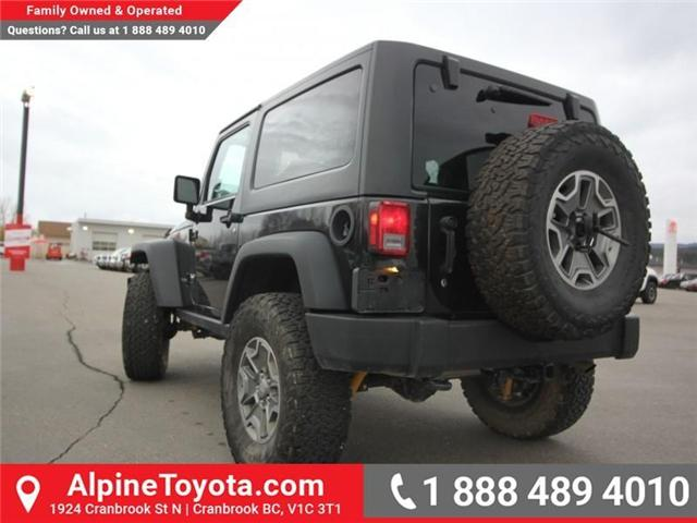 2016 Jeep Wrangler Rubicon (Stk: X146198A) in Cranbrook - Image 3 of 18