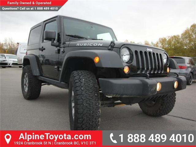 2016 Jeep Wrangler Rubicon (Stk: X146198A) in Cranbrook - Image 7 of 18