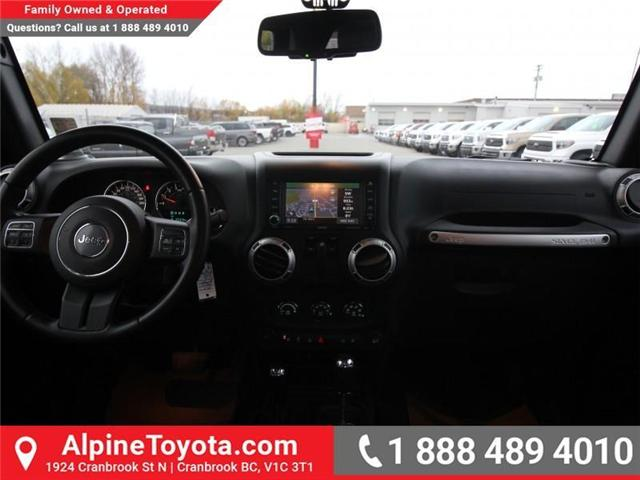 2016 Jeep Wrangler Rubicon (Stk: X146198A) in Cranbrook - Image 10 of 18