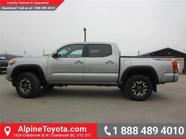 2017 Toyota Tacoma TRD Off Road (Stk: X091333M) in Cranbrook - Image 2 of 18