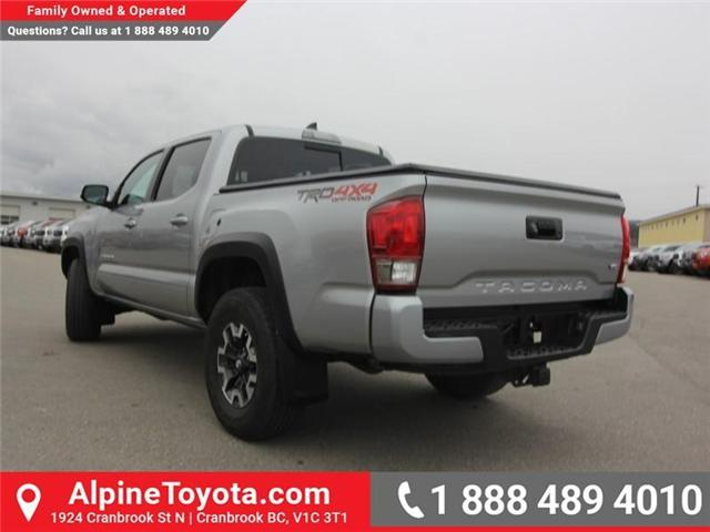 2017 Toyota Tacoma TRD Off Road (Stk: X091333M) in Cranbrook - Image 3 of 18