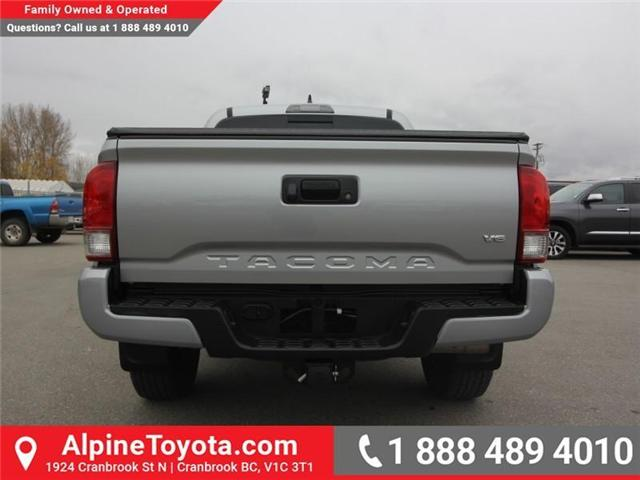 2017 Toyota Tacoma TRD Off Road (Stk: X091333M) in Cranbrook - Image 4 of 18
