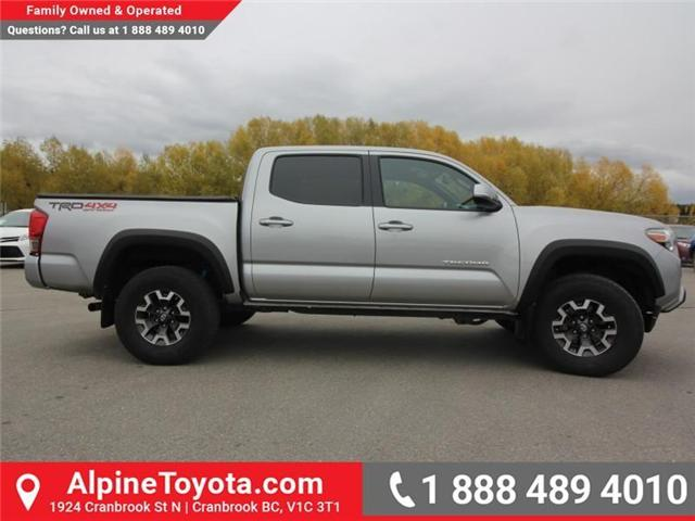 2017 Toyota Tacoma TRD Off Road (Stk: X091333M) in Cranbrook - Image 6 of 18