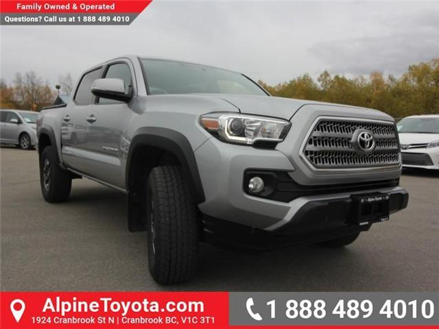2017 Toyota Tacoma TRD Off Road (Stk: X091333M) in Cranbrook - Image 7 of 18
