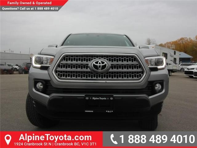 2017 Toyota Tacoma TRD Off Road (Stk: X091333M) in Cranbrook - Image 8 of 18