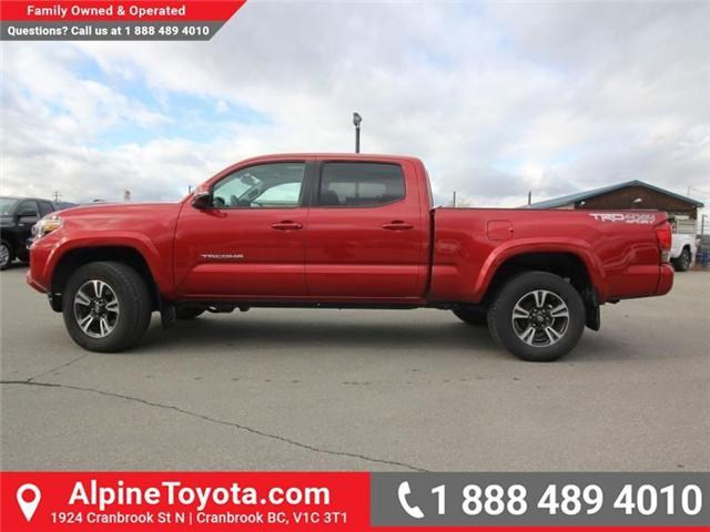 2017 Toyota Tacoma TRD Sport (Stk: X168867A) in Cranbrook - Image 2 of 20