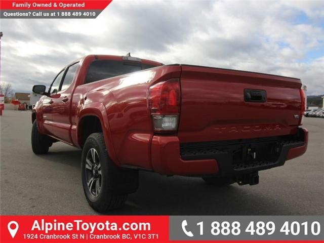 2017 Toyota Tacoma TRD Sport (Stk: X168867A) in Cranbrook - Image 3 of 20