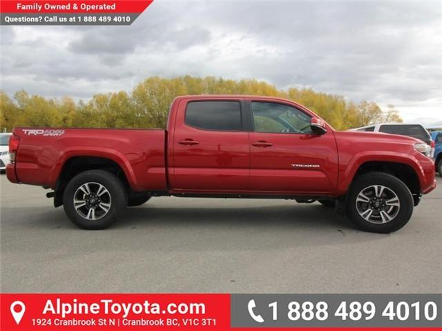 2017 Toyota Tacoma TRD Sport (Stk: X168867A) in Cranbrook - Image 6 of 20