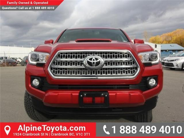 2017 Toyota Tacoma TRD Sport (Stk: X168867A) in Cranbrook - Image 8 of 20
