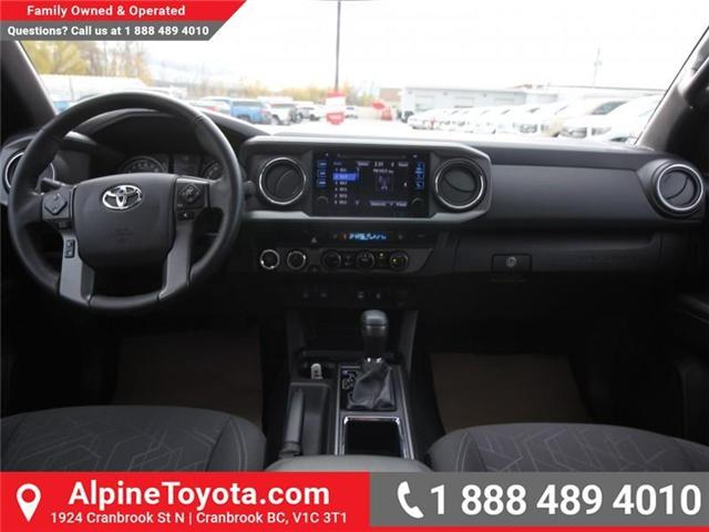 2017 Toyota Tacoma TRD Sport (Stk: X168867A) in Cranbrook - Image 10 of 20