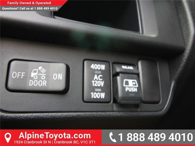 2017 Toyota Tacoma TRD Sport (Stk: X168867A) in Cranbrook - Image 16 of 20