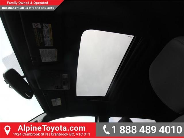 2017 Toyota Tacoma TRD Sport (Stk: X168867A) in Cranbrook - Image 17 of 20