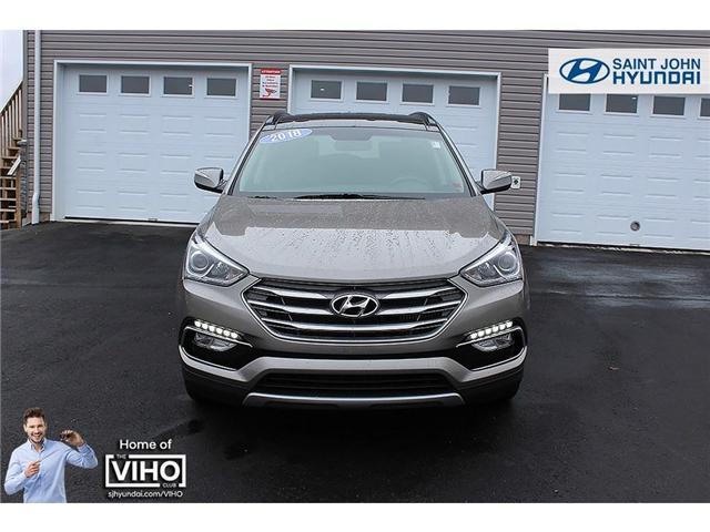 2018 Hyundai Santa Fe Sport 2.0T Limited (Stk: U1932) in Saint John - Image 2 of 24