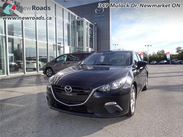 2015 Mazda Mazda3 GS (Stk: 14051) in Newmarket - Image 1 of 30