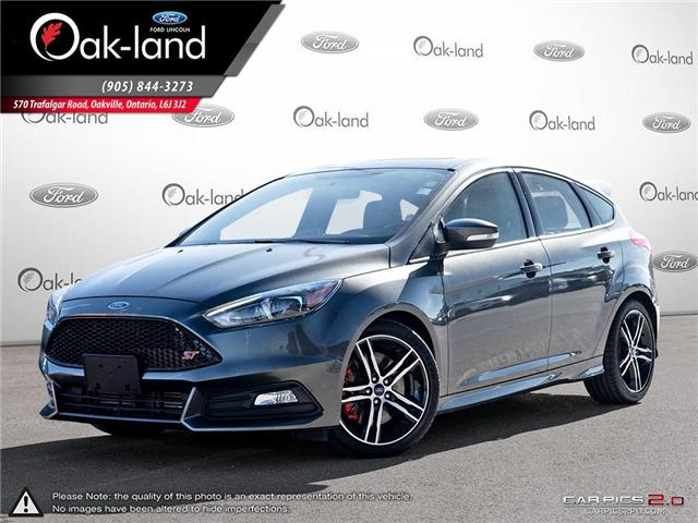 2018 Ford Focus ST Base (Stk: A3083) in Oakville - Image 1 of 27