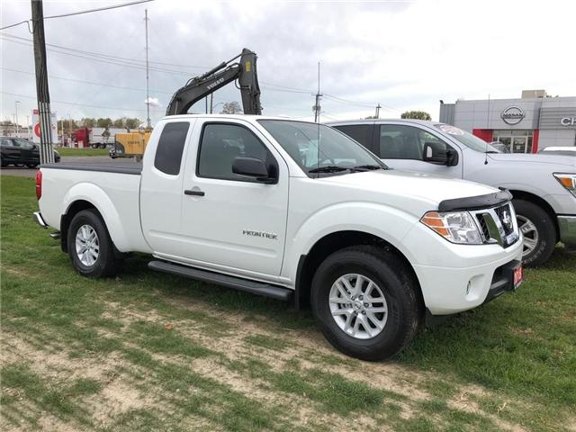 2018 Nissan Frontier  (Stk: T8351A) in Chatham - Image 1 of 16
