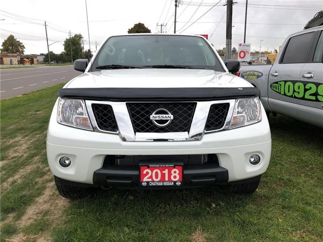 2018 Nissan Frontier  (Stk: T8351A) in Chatham - Image 2 of 16