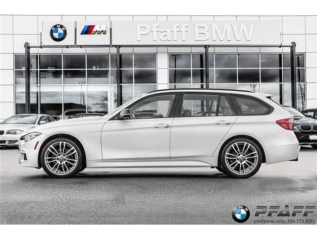 2018 BMW 328d xDrive Touring (Stk: U5169) in Mississauga - Image 2 of 22
