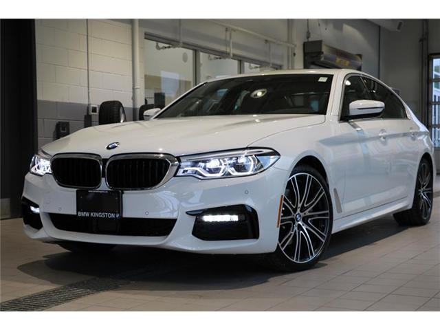 2019 BMW 540i xDrive (Stk: 9020) in Kingston - Image 1 of 14