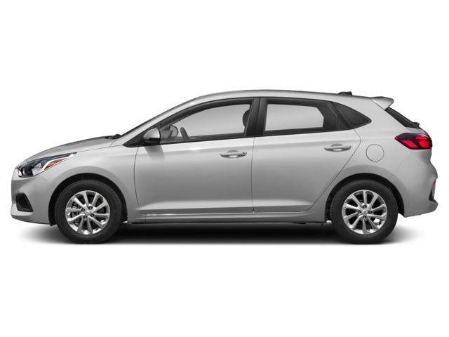 2019 Hyundai Accent Preferred (Stk: KE046135) in Mississauga - Image 2 of 9