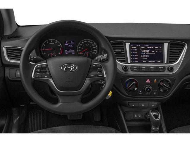 2019 Hyundai Accent Preferred (Stk: KE046540) in Mississauga - Image 4 of 9