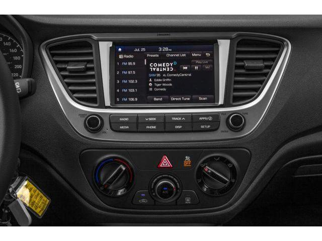 2019 Hyundai Accent Preferred (Stk: KE046540) in Mississauga - Image 7 of 9
