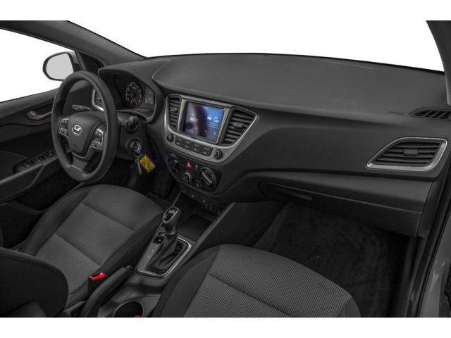 2019 Hyundai Accent Preferred (Stk: KE046540) in Mississauga - Image 9 of 9