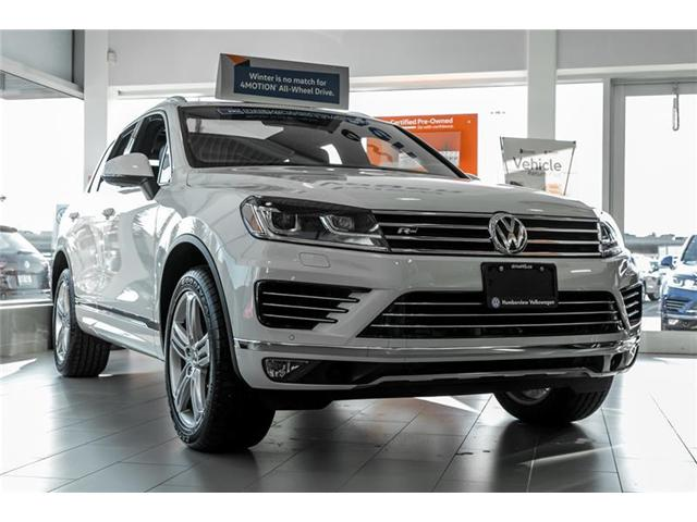 2017 Volkswagen Touareg 3.6L Execline (Stk: 94792) in Toronto - Image 1 of 16
