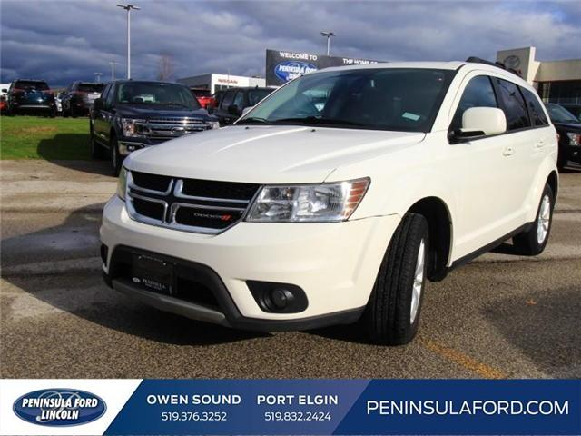 2015 Dodge Journey SXT (Stk: 1605A) in Owen Sound - Image 1 of 16
