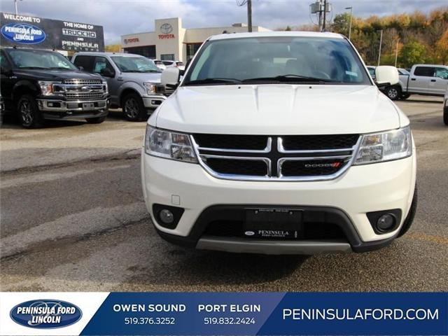 2015 Dodge Journey SXT (Stk: 1605A) in Owen Sound - Image 2 of 16