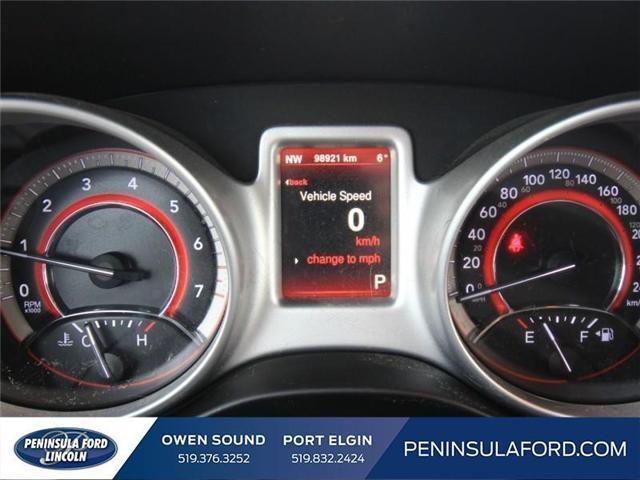 2015 Dodge Journey SXT (Stk: 1605A) in Owen Sound - Image 15 of 16