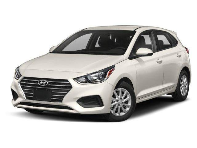 2019 Hyundai Accent Preferred (Stk: AT19008) in Woodstock - Image 1 of 9