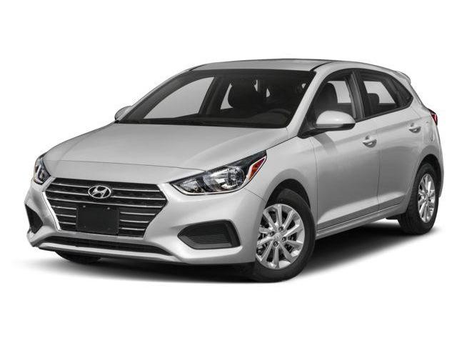 2019 Hyundai Accent Preferred (Stk: AT19000) in Woodstock - Image 1 of 9