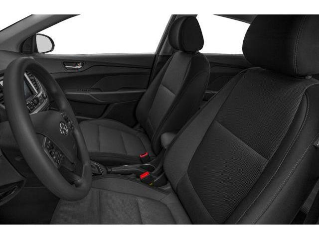 2019 Hyundai Accent Preferred (Stk: AT19000) in Woodstock - Image 6 of 9