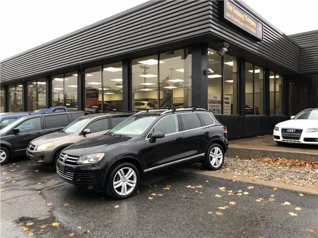 2013 Volkswagen Touareg 3.0 TDI Execline (Stk: ) in Ottawa - Image 2 of 20