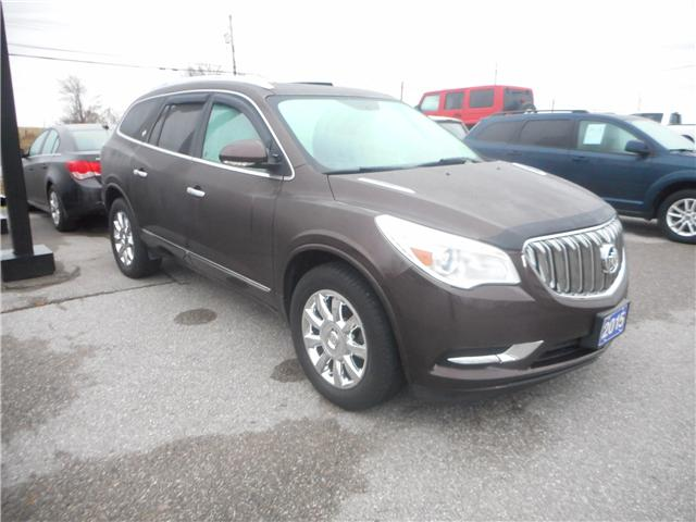 2015 Buick Enclave Leather (Stk: ) in Cameron - Image 2 of 12
