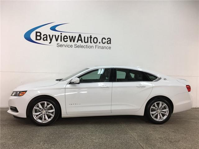 2018 Chevrolet Impala 1LT (Stk: 33640R) in Belleville - Image 1 of 28