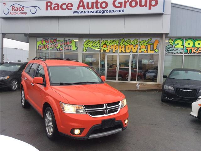 2018 Dodge Journey GT (Stk: 16282) in Dartmouth - Image 1 of 24