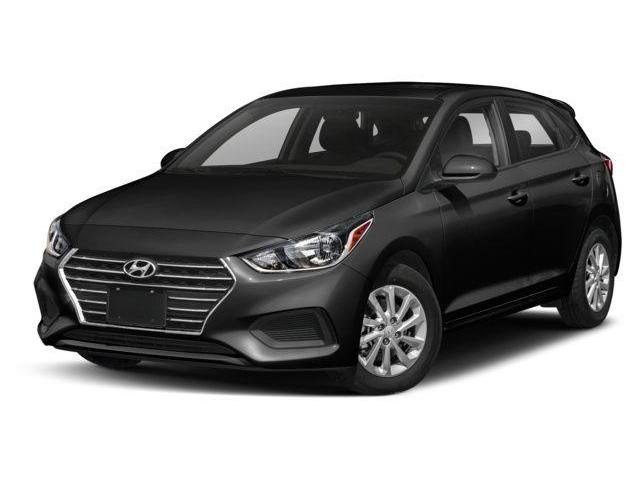 2019 Hyundai Accent Preferred (Stk: 19019) in Ajax - Image 1 of 9