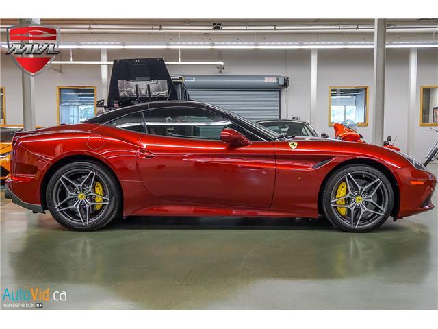 Used Ferrari California For Sale In Oakville Mvl Leasing