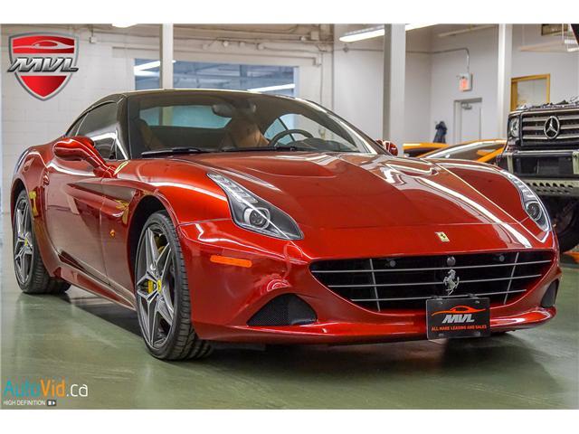 2017 Ferrari California T (Stk: ) in Oakville - Image 12 of 49