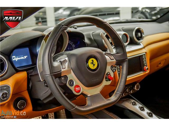 2017 Ferrari California T (Stk: ) in Oakville - Image 23 of 49