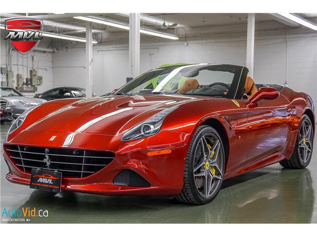 2017 Ferrari California T (Stk: ) in Oakville - Image 24 of 49