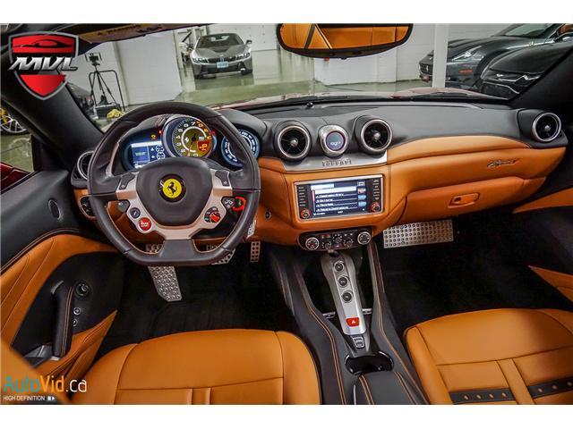 2017 Ferrari California T (Stk: ) in Oakville - Image 34 of 49