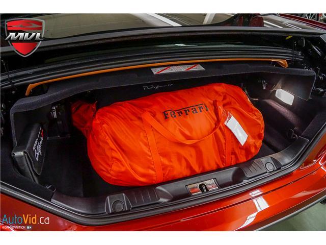 2017 Ferrari California T (Stk: ) in Oakville - Image 46 of 49