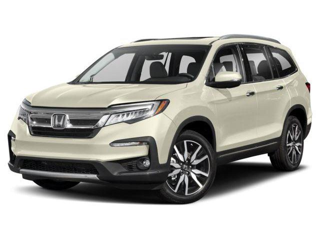 2019 Honda Pilot Touring (Stk: N14191) in Kamloops - Image 1 of 9